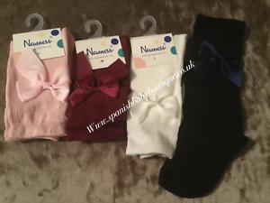 Spanish baby girls sock bundle X4  0-6 months 6-12 months 18-24 months romany