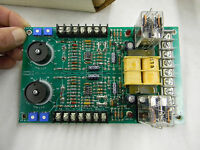 Watlow Temperature Control Board 340d-2600-1000 2-210-0-753 Type J F1