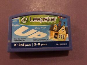 LeapFrog-Leapster-DISNEY-PIXAR-UP-Learning-Game-Cartridge