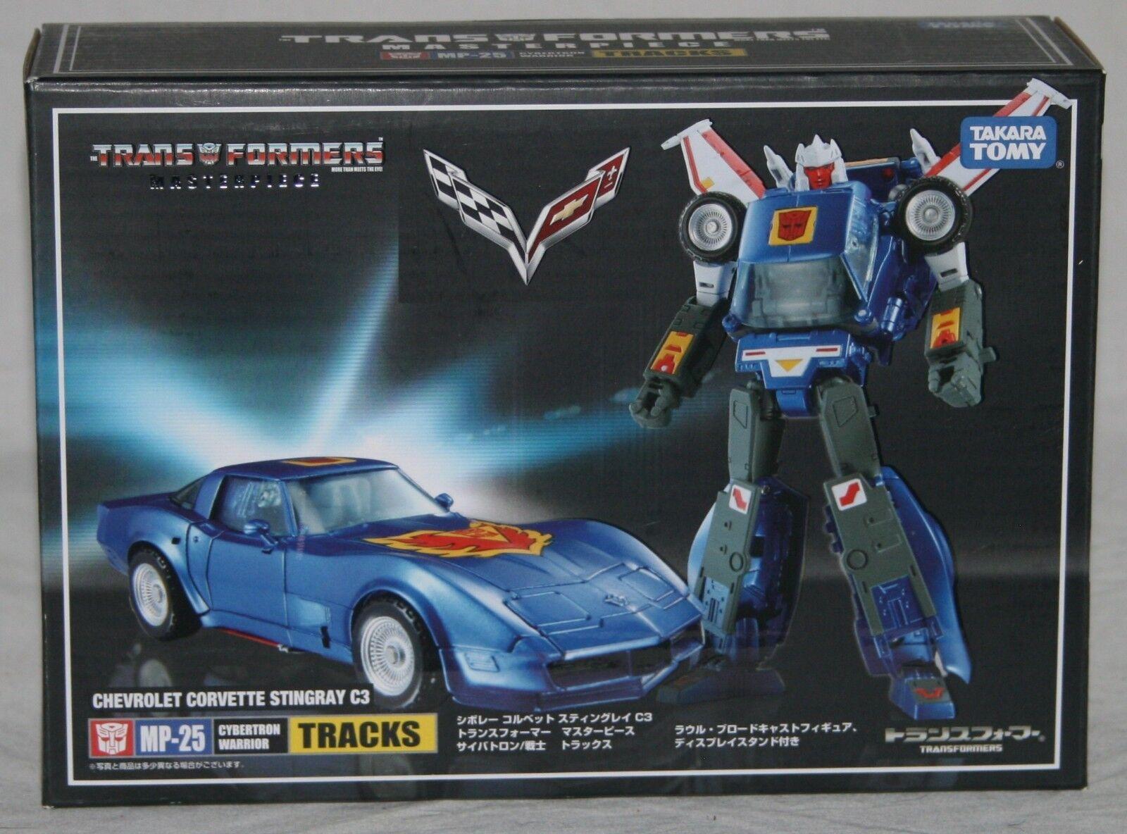 Transformers Masterpiece  MP-25 pistes Hommesthe en Boîte Scellée  dégagement jusqu'à 70%