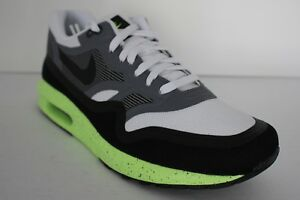 official photos cbbff 51c02 Nike Air Max Lunar1 Mens Running Cross Training Volt/Cool Grey/Wht ...
