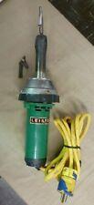 Leister Triac Hot Air Plastic Welder Shrinking Heat Gun 2000 Watt 18 Amp 110v