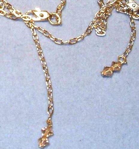 DIVA link sexydancer 14kt GOLD GEP Body Belly Chain