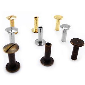13-mm-Binding-screws-posts-Chicago-screws-interscrew-Scrapbooking-book-ADK