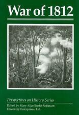 WAR OF 1812 - NEW PAPERBACK BOOK