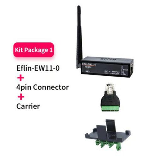EW11-0 Wireless Networking Devices Modbus RJ45 RS485 To WIFI Serial Server DTU