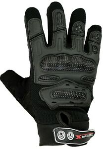Gants Motocross Carbone Coque Vtt Moto Paintball Tactique 9cfa3uox-07231946-965268730