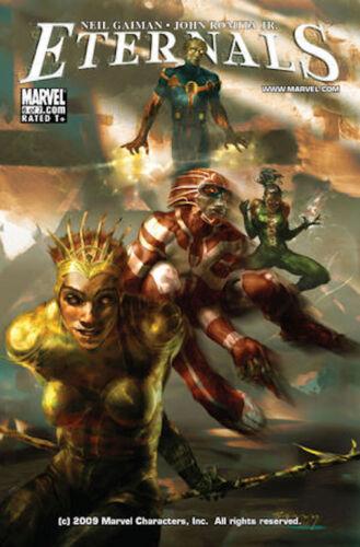 2007 MARVEL COMICS ETERNALS #6