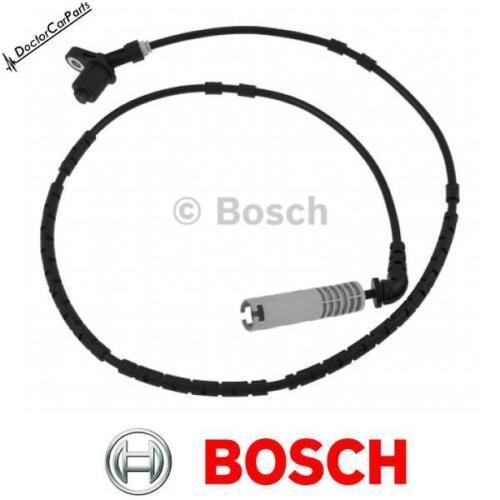 Genuine Bosch 0986594017 ABS Speed Sensor Left//Rear 34521164370 34521164652 WS01