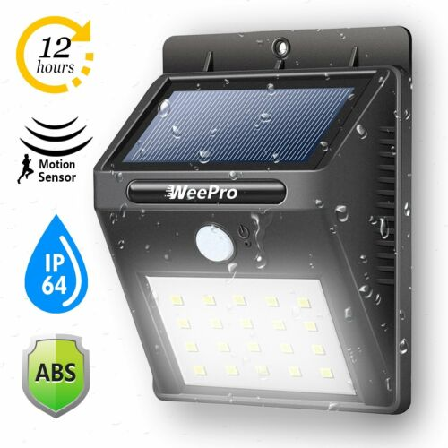 16-LED-Solar-Power-Motion-Sensor-Garden-Security-Lamp-Outdoor-Waterproof-Light