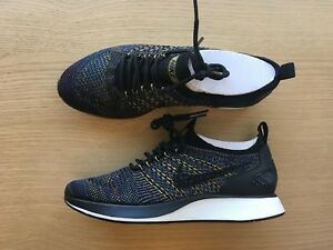 8a20dd0fe7e9 Image is loading WOMENS-NIKE-AIR-ZOOM-MARIAH-FLYKNIT-RACER-PREMIUM-