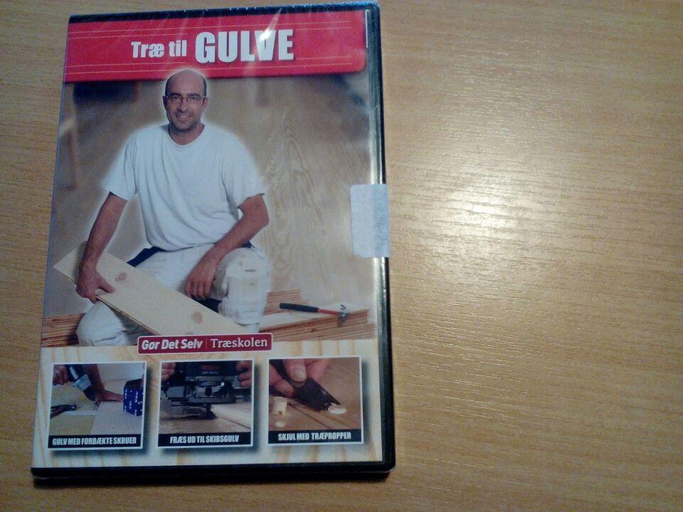 Træskolen / træ til Gulve , DVD, andet