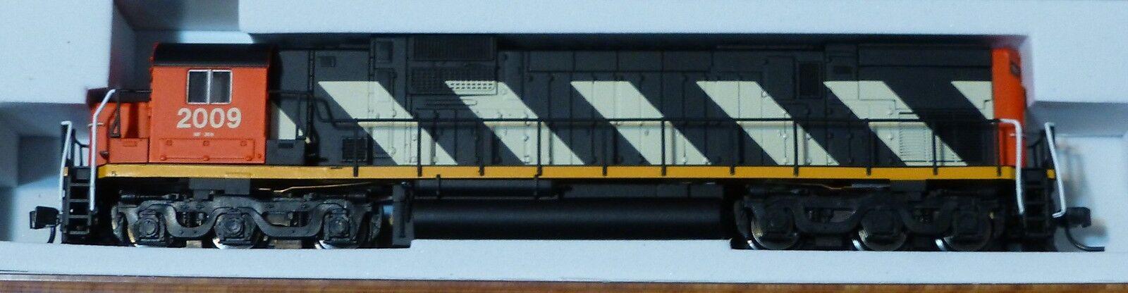 Atlas N  40001985 nacional canadiense (RD  2009) C-630 DC Locomotora ()