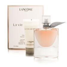 La Vie Est Belle by Lancome 2 Piece Set: 1.7 oz EDP + 1.7 oz Lotion Brand New