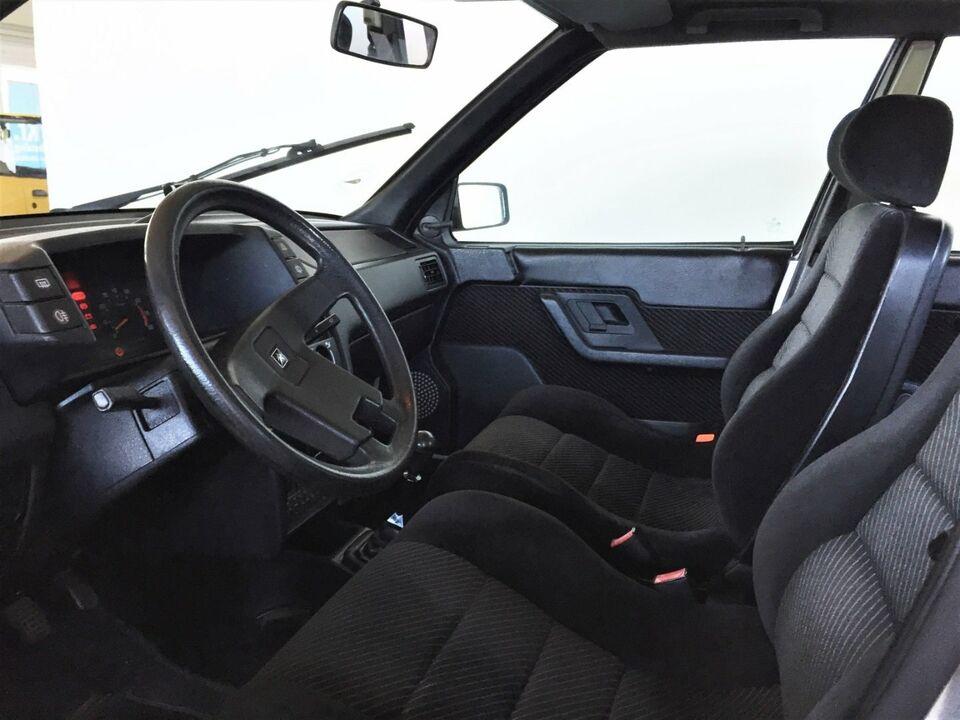 Citroën BX 1,6 Image Benzin modelår 1992 km 185000 nysynet 1
