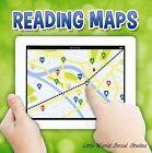 Reading Maps by Ann Matzke (Hardback, 2013)