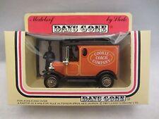 LLEDO   Days-Gone  Ford Model ' T ' Van  6002-1  Cookie-Yellow Letters  NIB (9)