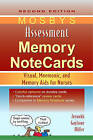 Mosby's Assessment Memory NoteCards: Visual, Mnemonic, and Memory Aids for Nurses by JoAnn Zerwekh, Tom Gaglione (Spiral bound, 2010)