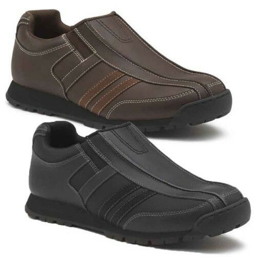 NEW Mens G.H. Bass & Co. Kevin Casual Slip-On Leather shoes -Pick Size & color