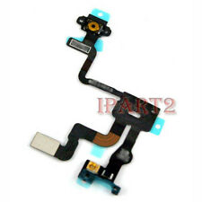 Replacement Proximity Light Sensor Power Button Flex Cable Ribbon for IPhone 4S