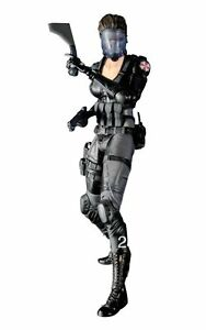 RESIDENT-EVIL-Operation-Raccoon-City-Lupo-9-034-Play-Arts-Kai-Action-Figure-NEW