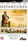 Departures 2008 DVD UK Drama Music Movie Region 2