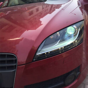Details about For Audi TT 2008-2013 Right & Left Composite Headlight Lamp  OEM With HID
