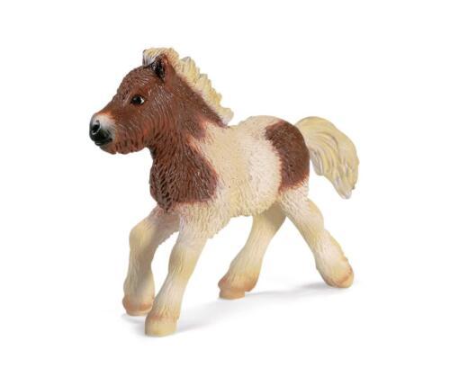 SHETLAND FOAL by Schleich// toy//horse// 13608// RETIRED