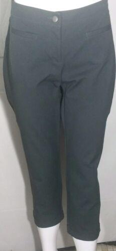 Pantaloni Medium cotone biologico Slim Petite Ankle in Fisher Eileen Graphite elasticizzati Pm 0qRZxrn4w0