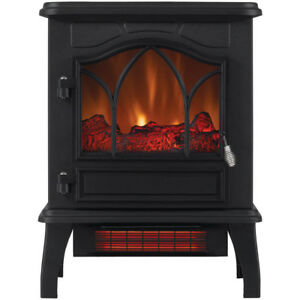 Superior Image Is Loading Chimney Free Heater Electric Infrared Quartz Stove Portable