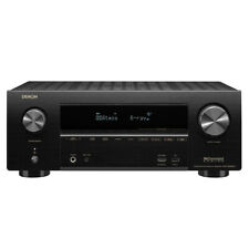 Denon Avrx2500h 7.2-channel 4k AV Receiver With Heos (certified )