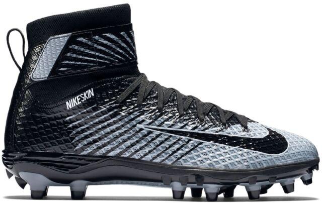 nike vigueur lunarbeast elite td sz 8 8 8 noirs gris des chaussures de football crampons f313a5