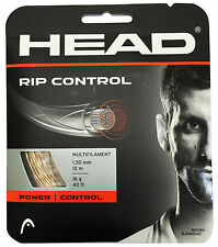HEAD 10088 Rip Control 16g Tennis String Natural
