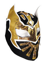 SIN CARA YOUTH JR Wrestling Mask Lucha Libre BLACK