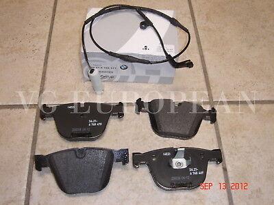 BMW E66 Genuine Front Brake Pads,Pad 745Li 750Li 760Li