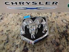 06-09 Dodge Ram 1500 2500 3500 Hood Grille Emblem Decal Nameplate Mopar Factory
