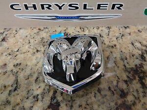 06 09 dodge ram 1500 2500 3500 hood grille emblem decal for Steve white motors hickory north carolina