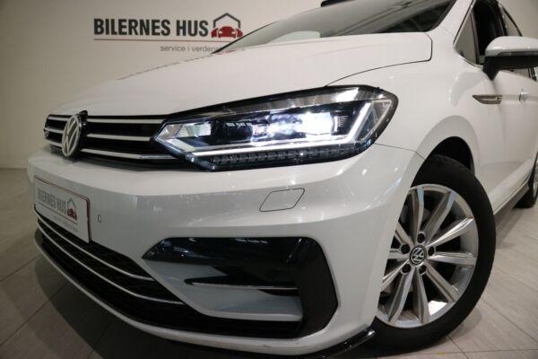 VW Touran 2,0 TDi 150 R-line DSG 7prs - billede 1