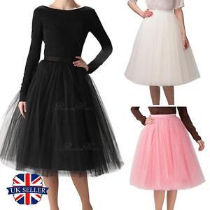 jupe tutu tulle adulte princess jupon robe femme fille ballet danse skirt mode ebay. Black Bedroom Furniture Sets. Home Design Ideas