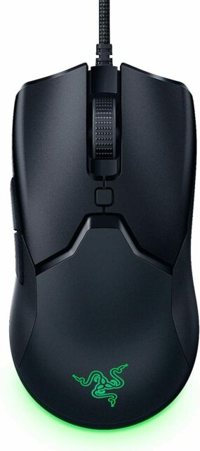 NB Razer Viper Mini Wired Optical Gaming Mouse with Chroma RGB Lighting - Black