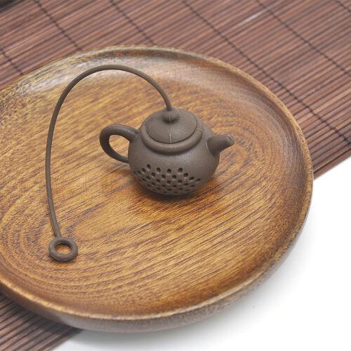 Stainless Steel Tea Infuser Herbal Spice Filter Diffuser Loose Tea Leaf Strainer