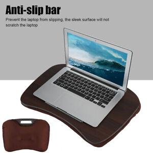 Details About Portable Cushion Laptop Computer Reading Writing Homework Lap Desk Table Pillows