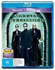 The Matrix Reloaded (Blu-ray, 2014)