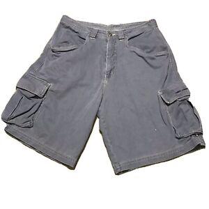 Vintage-90s-Ripcurl-Cargo-Shorts-Grey-Size-Mens-32
