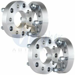 4Pcs-1-25-034-5x5-to-5x5-5-Wheel-Spacers-1-2-034-Adapter-For-1985-2002-Chevrolet-Astro