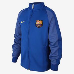 de2c37af01443 Nike Youth FC Barcelona 2016 17 N98  810354 414 Chaqueta de pista de ...