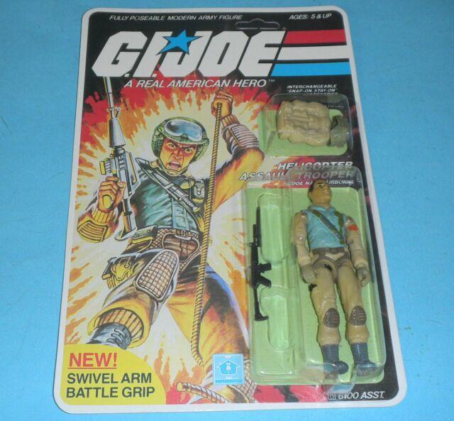 1983 GI JOE Gung Ho Accessories Complete V1