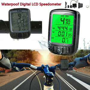 Cycling-LCD-Digital-Cycle-Computer-Bicycle-Bike-Backlight-Speedometer-Odometer