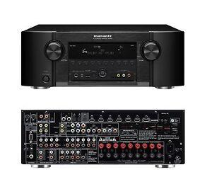 marantz sr6005 home cinema av audio video 3d receiver 6x hdmi usb rh ebay co uk Marantz SR5005 Review Marantz SR5005 Problems