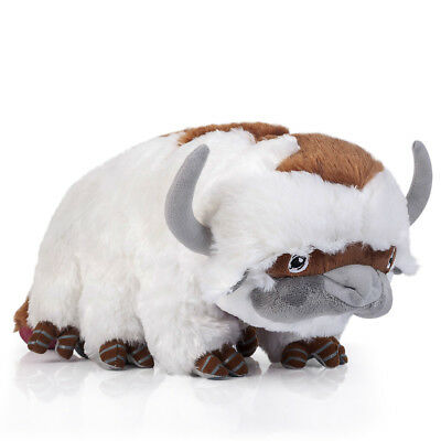 Appa Avatar The Last Airbender Resource 20'' Stuffed Animals Plush Doll Toy  Gift | eBay
